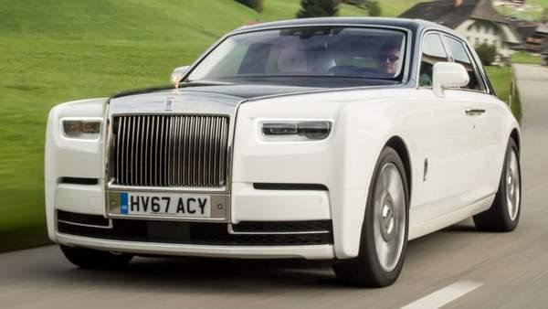 Rolls Royce Phantom parmi les meilleures voitures de Luxe