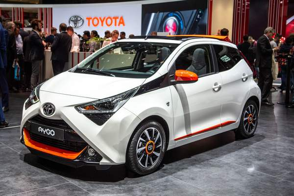 Toyota Aygo quelle voiture pour 13 000 euros