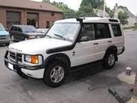 Fiabilité Land Rover Disco II