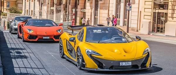 Les meilleures marques de supercars au monde