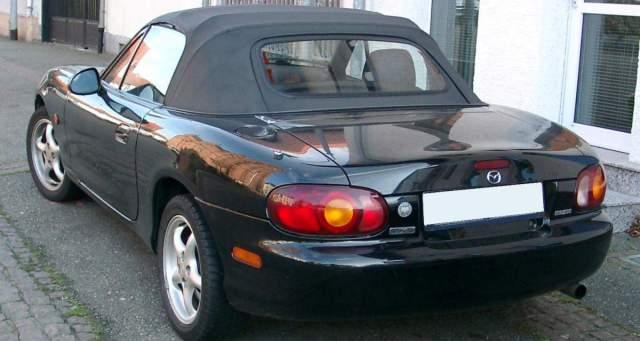 Quelle voiture acheter pour moins de 3000 € ? Une Mazda MX-5
