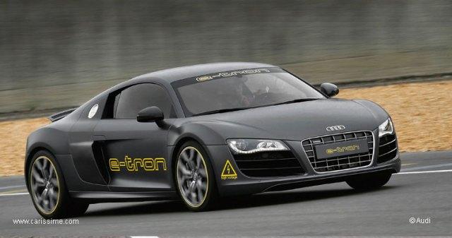 Audi abandonne son Projet électrique e-Tron