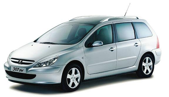 Peugeot 307 Occasion Break