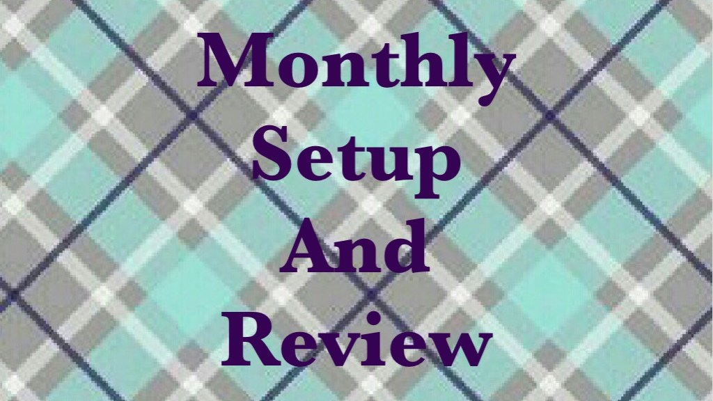 Monthly Review and Setup FI