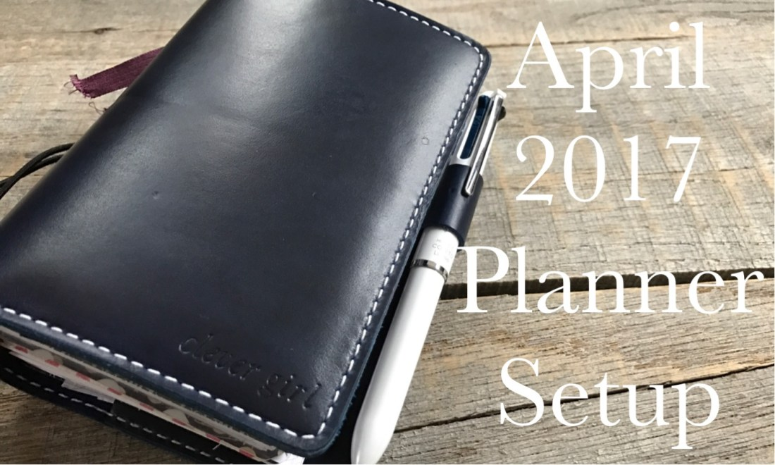 April 2017 Setup FI