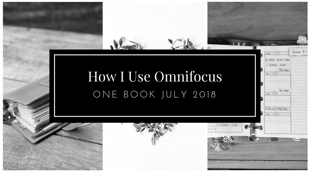 1BJ2018 How I Use Omnifocus FI