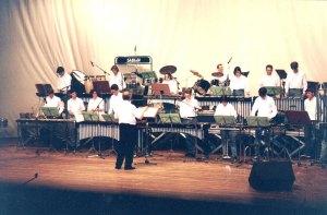 Groupe de percussions Tournai
