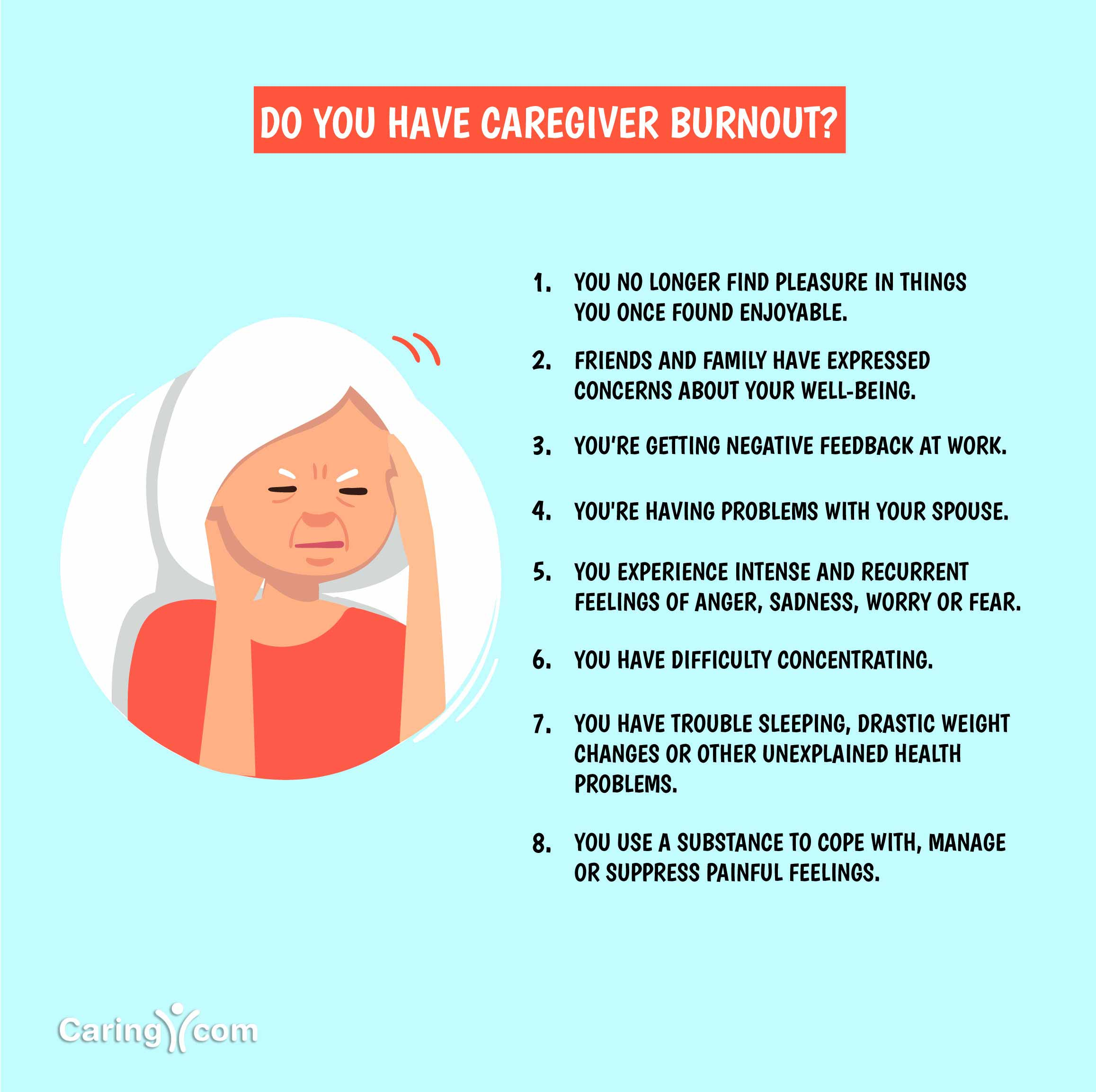 Self Care Tips To Ease Caregiver Burnout