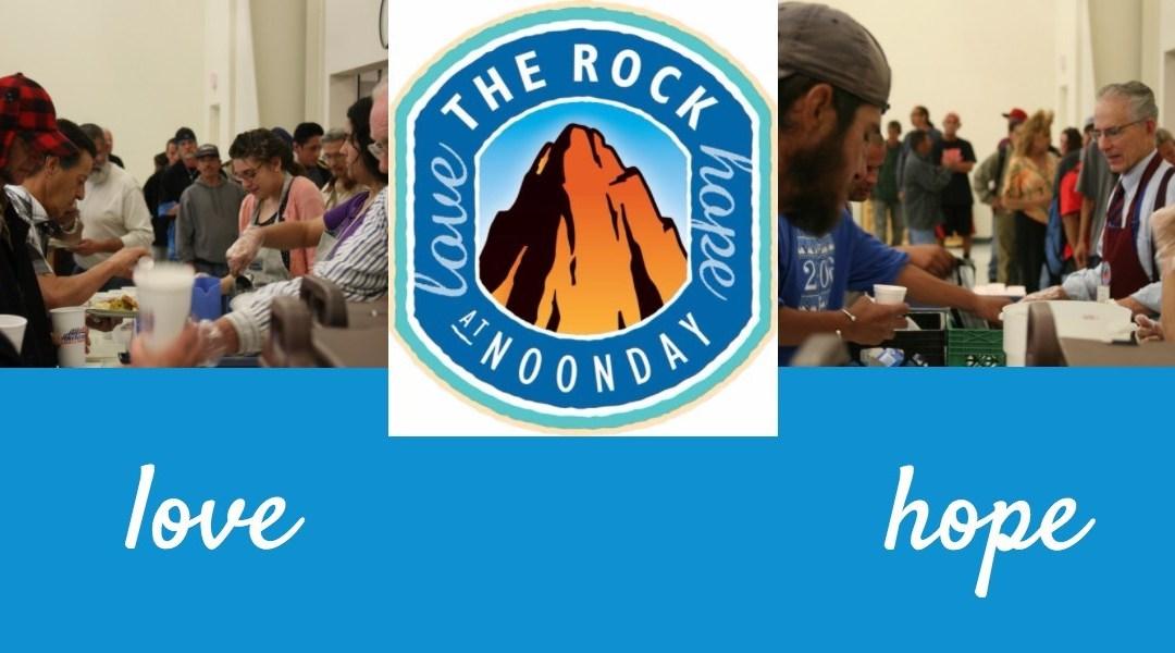 April Partner Spotlight: The Rock at NoonDay