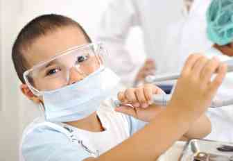Does my child need dental anesthesia in the Hospital?
