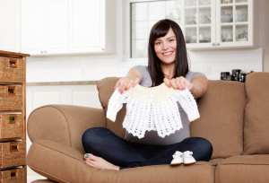Pregnancy is an exciting time - those baby clothes are adorable