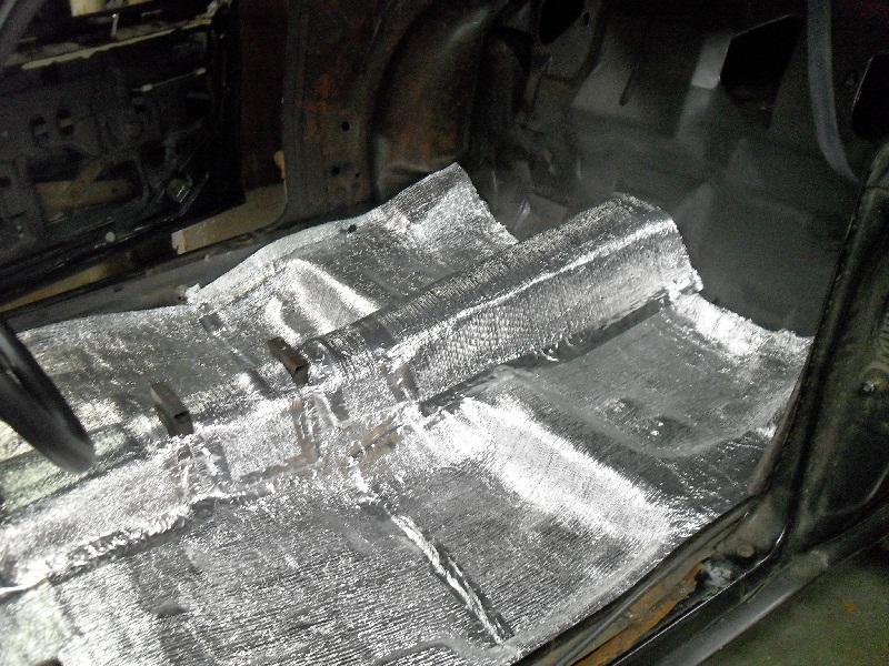 Car Insulation Pictures Automotive Insulation