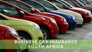Business Car Insurance South Africa