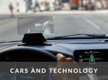 Cars and technology