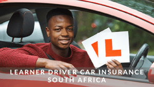 Learner Driver Car Insurance South Africa
