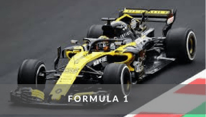 Formula 1 and insurance