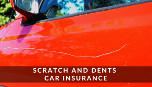Scratch and Dents Car Insurance South Africa