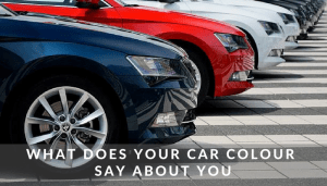 What does your car colour say about you