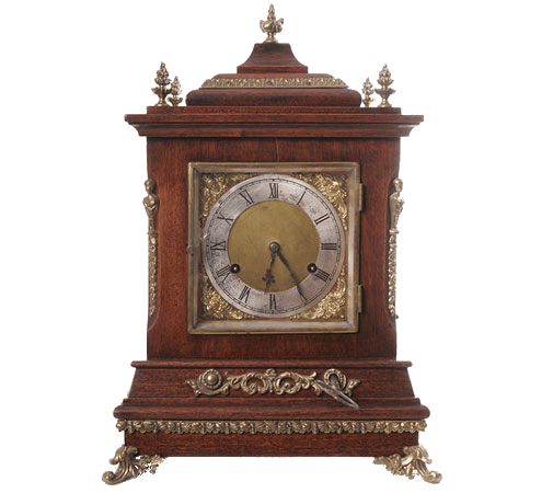 Photo of a Bracket Clock