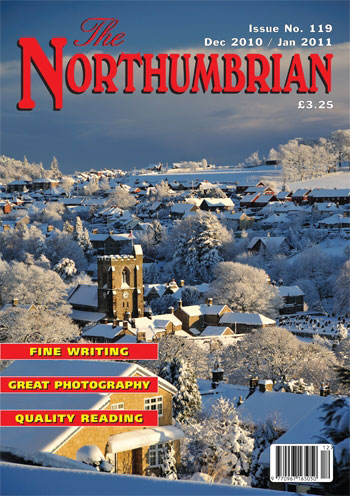 Northumbrian Magazine Cover