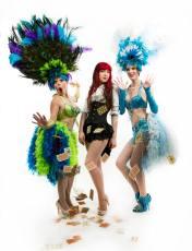 Showgirls and Magic