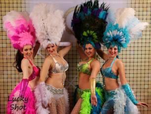Happy Calgary Showgirls