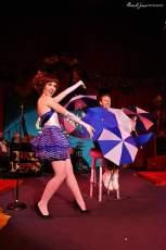 Parasol Production with Carisa Hendrix Magic in LA