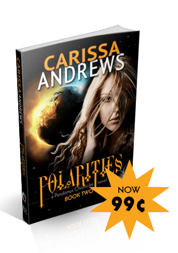 Polarities Book Cover Available for 99c