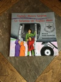 multicultural children's book day, captain mama's surprise