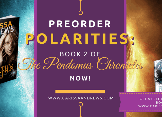 Polarities is available today for preorder