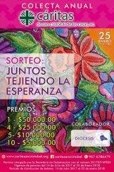 poster caritas colecta 2017-2018