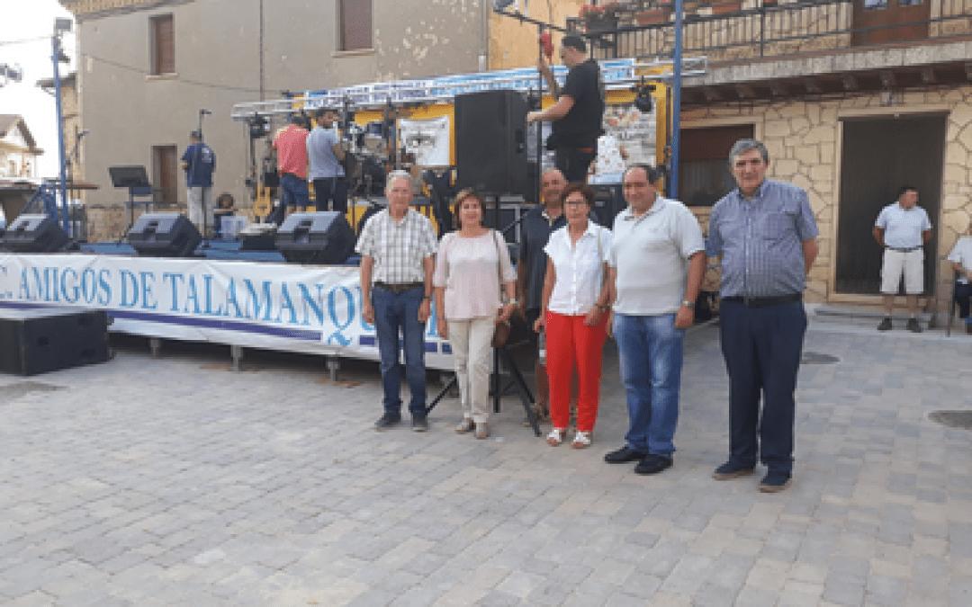 AMIGOS DE TALAMANQUILLA