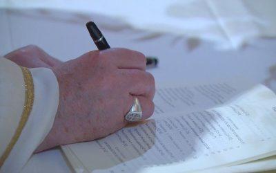 La diócesis elabora unas fichas de trabajo sobre Fratelli Tutti