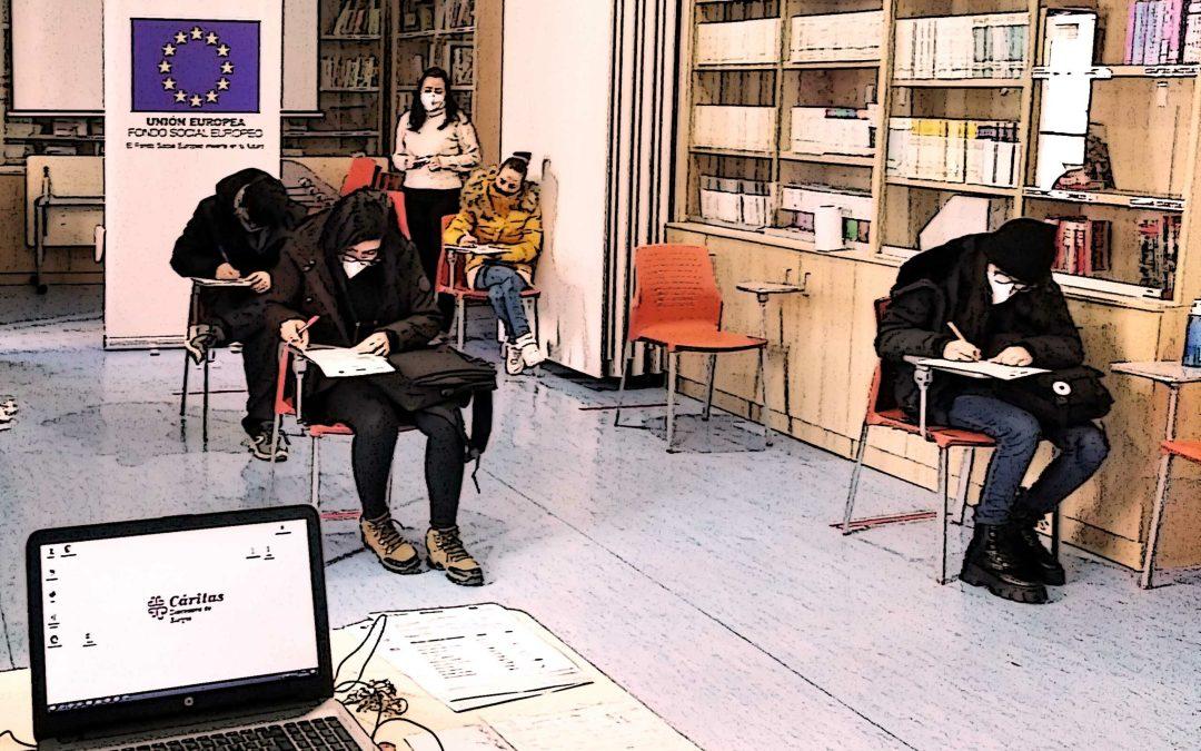 Segundo taller del año 2021 para la búsqueda de empleo y adquisición de competencias