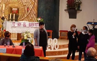 Más de 60 asistentes en la presentación de Ain Karem en San Juan Evangelista