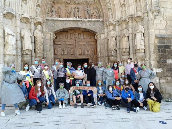 Jornada de convivencia de los trabajadores de Cáritas