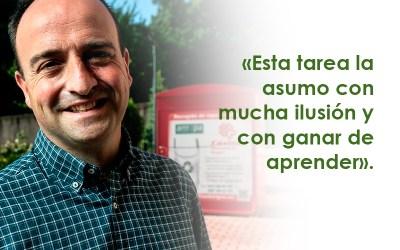Carta de Mario Vivanco, delegado, a voluntarios y socios