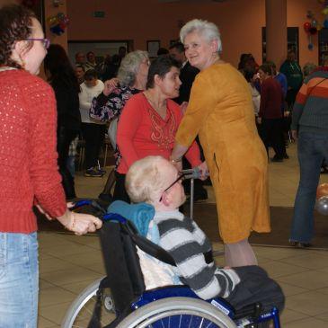 Bal osób niepełnosprawnych