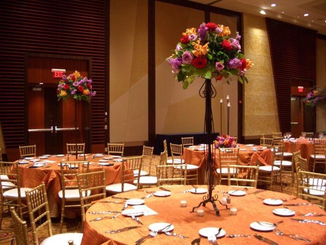 Peachy Ideas Wedding Reception Centerpieces Manificent Design Archives