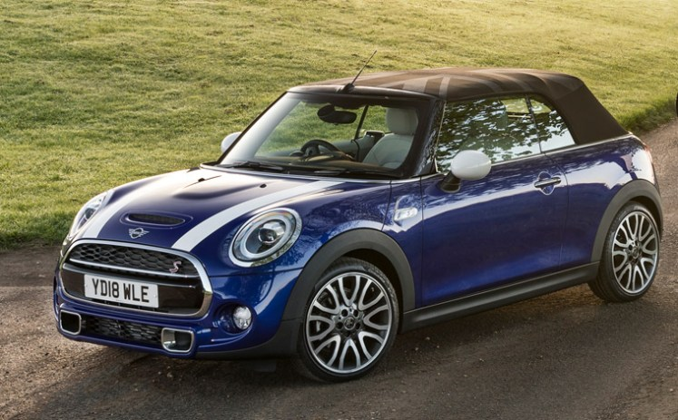 Mini Cabriolet Celebrates 25 Years