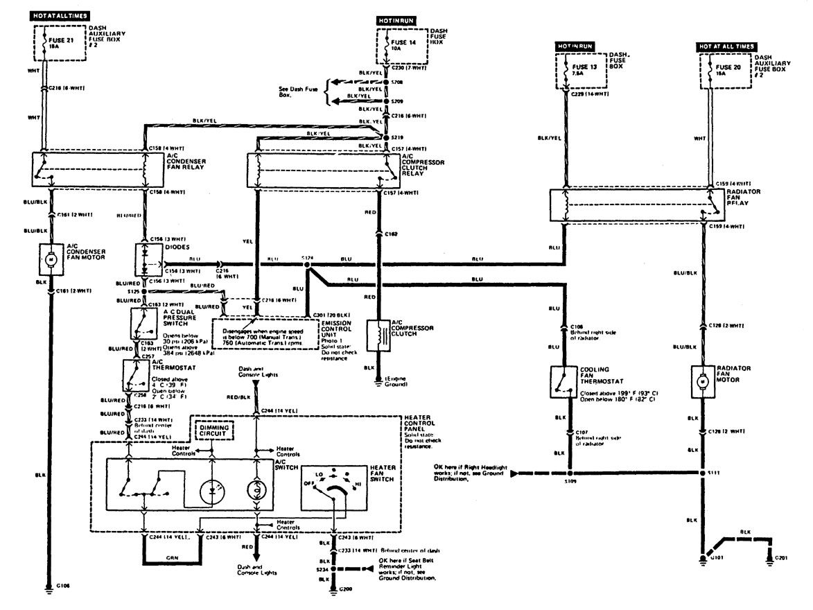 Hvac Control Diagram