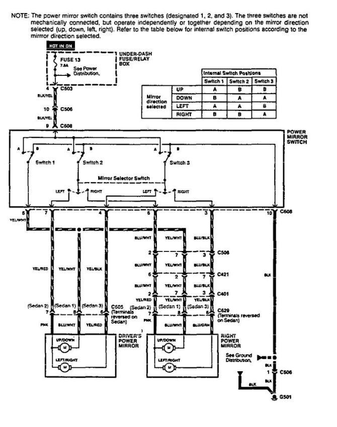 diagram complete wiring diagram 94 acura integra full
