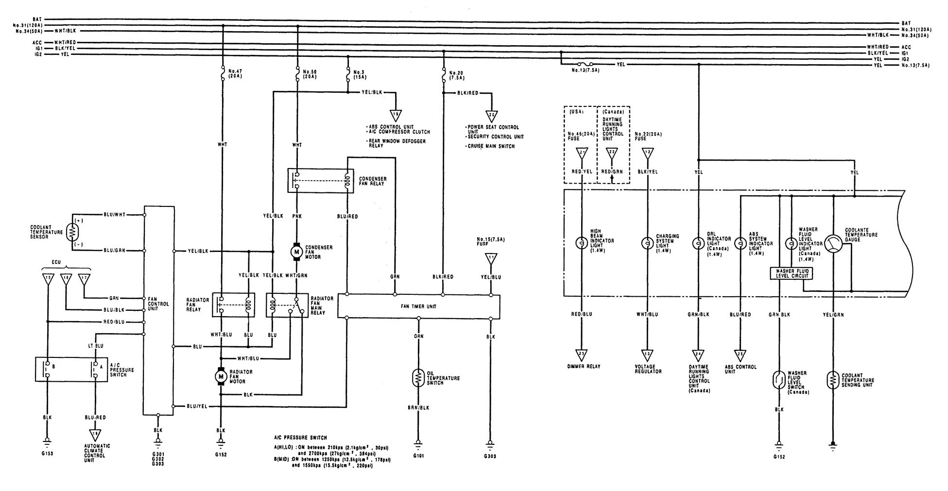Acura Legend Engine Diagram