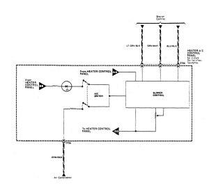 Hvac Control Panel Wiring Diagram | Wiring Library