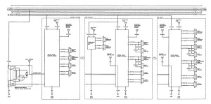 Acura Vigor (1992)  wiring diagrams  audio  CARKNOWLEDGE