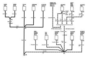 Buick Diagrams : 1955 Buick Fuse Panel  Wiring Diagram