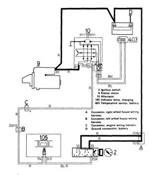 1986 Volvo 240 Wiring Diagrams Volvo Auto Wiring Diagram