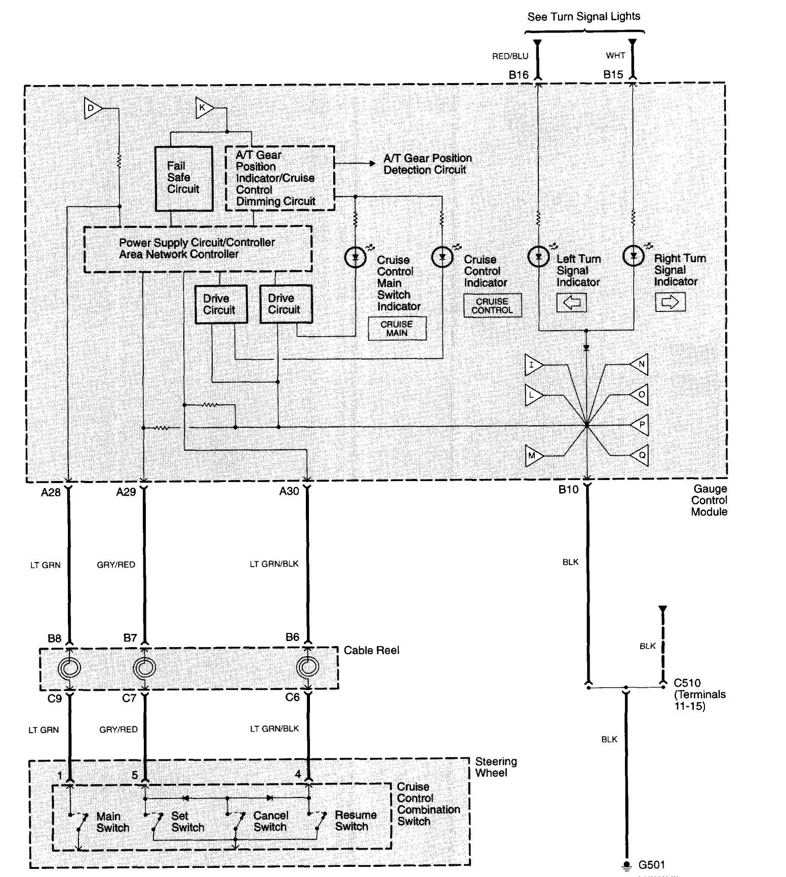 Acura Tl Relay Box Diagram