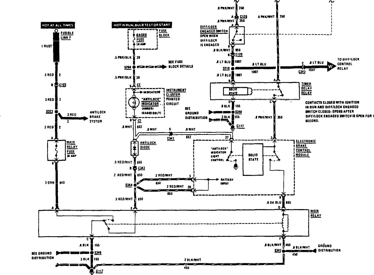 Camaro Coil Wiring Diagram