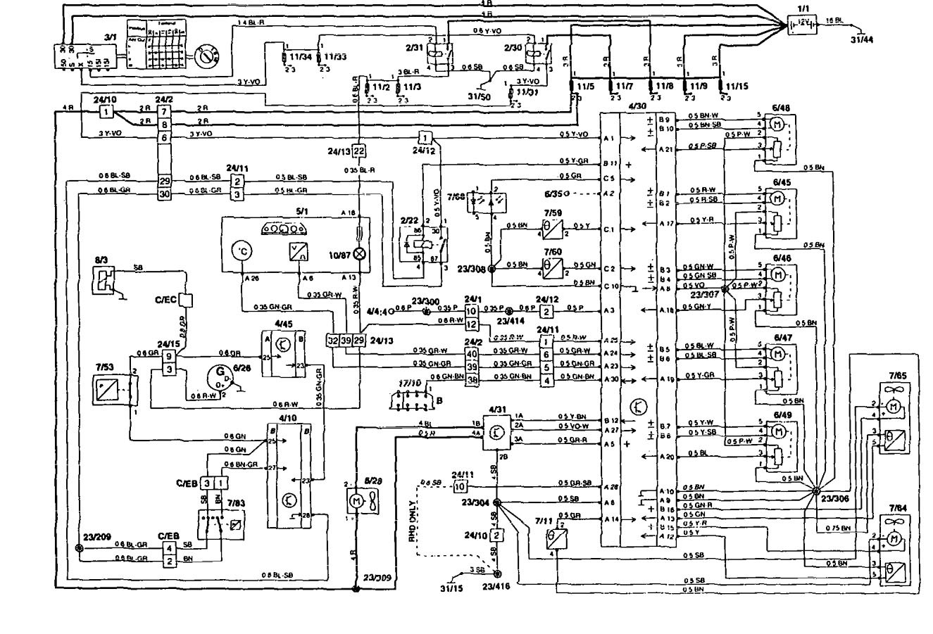 850 Yanmar Wiring Diagram | Repair Manual